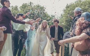 Ένα γάμος βγαλμένος από τον Άρχοντα των Δαχτυλιδιών