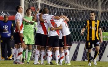 Στον τελικό του Κόπα Λιμπερταδόρες η Ρίβερ