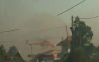 Παρολίγον πτώση ελικοπτέρου στη Λακωνία