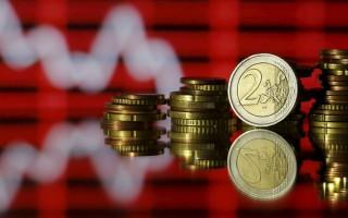 Στο 0,6% διαμορφώθηκε ο ρυθμός οικονομικής ανάπτυξης στην ευρωζώνη