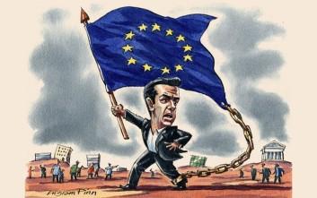FT: Η μόνιμη σχέση αγάπης - μίσους μεταξύ Ελλάδας και Δύσης
