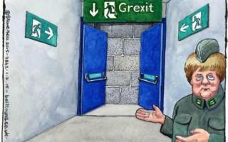 Η Μέρκελ δείχνει την «έξοδο» στην Ελλάδα