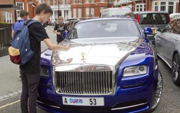 Τα «πειραγμένα» αυτοκίνητα στους δρόμους του Λονδίνου