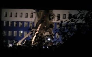 Κατέρρευσε κτίριο σε στρατόπεδο της Ρωσίας