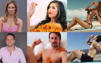 Αν οι γυναικείοι ρόλοι σε διαφημίσεις παίζονταν από άντρες