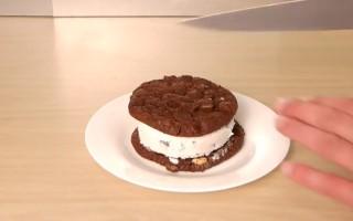 Πώς να φτιάχνεις παγωτό σάντουιτς