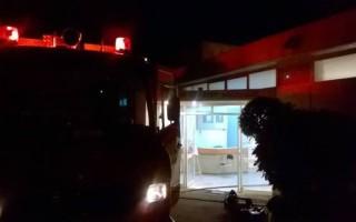 Φωτιά στη δημοτική βιβλιοθήκη Αγρινίου