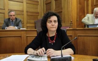 Βαλαβάνη: Η ηγεσία της κυβέρνησης εξαέρωσε τη δύναμη του ΣΥΡΙΖΑ