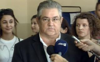 Κουτσούμπας: Είμαστε έτοιμοι ανά πάσα στιγμή για εκλογές