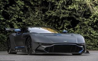 Το νέο υπεραυτοκίνητο της Aston Martin