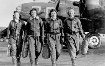 Οι ηρωίδες του Β΄ Παγκοσμίου Πολέμου