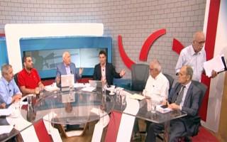 Επεισοδιακή αποχώρηση Βίτσα από την πρωινή εκπομπή του ΑΝΤ1