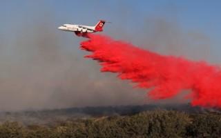 Εκκένωση κατασκηνώσεων λόγω φωτιάς στην Καλιφόρνια