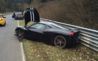 «Βοηθήστε με να επισκευάσω τη Ferrari μου»