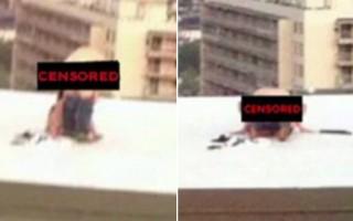 Έκαναν σεξ σε οροφή δικαστηρίου