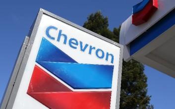 Σε 1.500 απολύσεις προχωρά η πετρελαϊκή Chevron