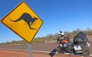 Στην κόκκινη «καρδιά» της Αυστραλίας ο Μητσάκης