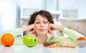 Ο διατροφικός μύθος των «απαγορευμένων» τροφίμων στη δίαιτα