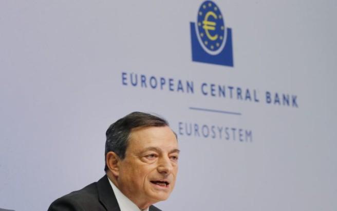 Ντράγκι: Η ΕΚΤ υπακούει στους νόμους και όχι στους πολιτικούς