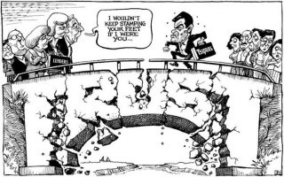Το ελληνικό ζήτημα σε ένα σκίτσο του Economist