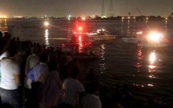 Τουλάχιστον 21 νεκροί από τη σύγκρουση δύο πλοίων στον Νείλο
