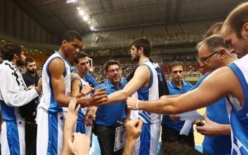 Σε καλό δρόμο η Εθνική ενόψει ευρωμπάσκετ