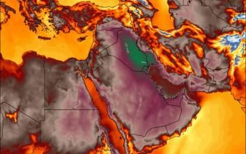 Πόλη του Ιράν «ψήνεται» στους 67,8 βαθμούς Κελσίου