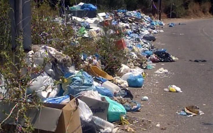 Άκαρπες οι διαβουλεύσεις για το πρόβλημα με τα σκουπίδια στη Ζάκυνθο