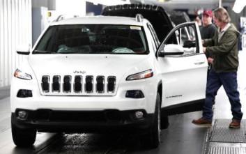 Η Fiat Chrysler ανακαλεί 1.4 εκατομμύριο οχήματα