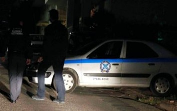 αστυνομία περιπολικό βράδυ
