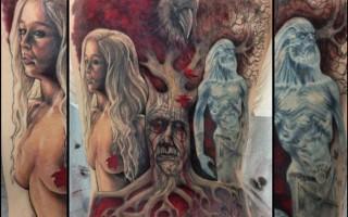 Τατουάζ βγαλμένα από το Game of Thrones