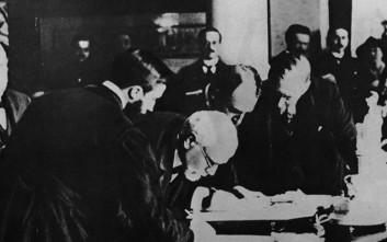 Πώς η συνθήκη της Λωζάνης συνδέεται με την ύπαρξη της Τουρκίας