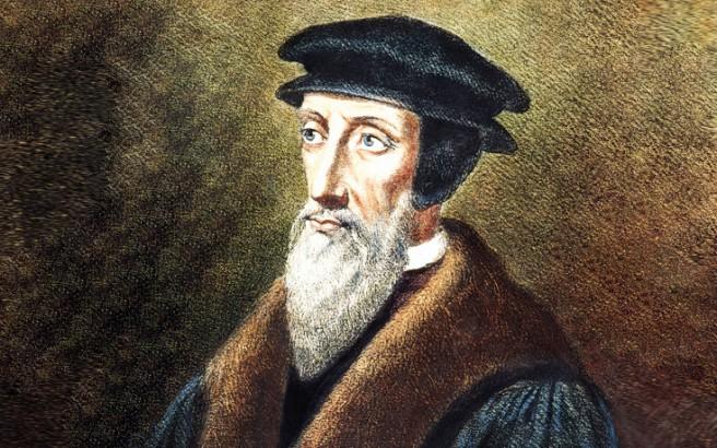 Ο μεταρρυθμιστής θεολόγος Ιωάννης Καλβίνος