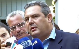 Καμμένος: Άλλο συμφωνήσαμε, τώρα θα αποφασίσει η Βουλή