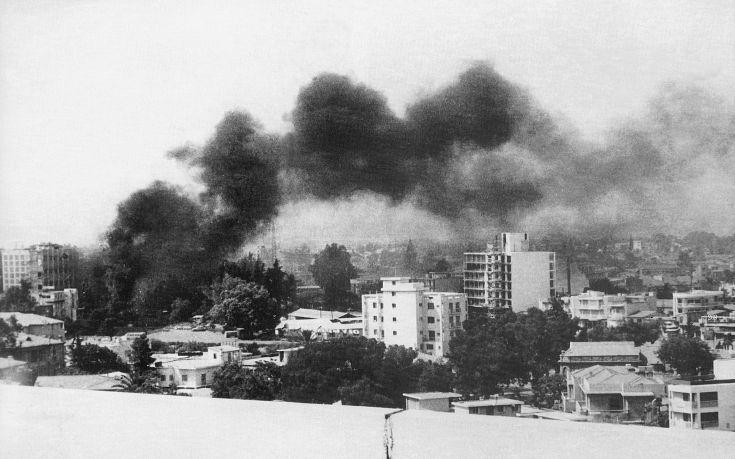 Σαράντα πέντε χρόνια από την τουρκική εισβολή στην Κύπρο
