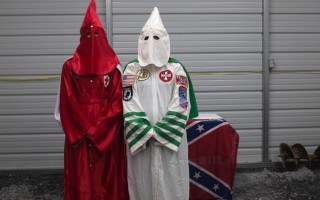 Στο εσωτερικό της Ku Klux Klan