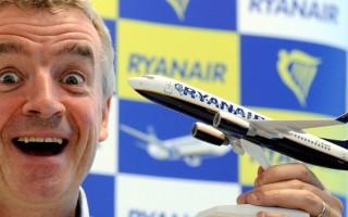 CEO Ryanair: Οι Έλληνες ψήφισαν ένα μάτσο παλαβούς