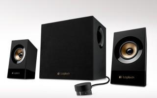 Νέο σετ multimedia ηχείων με δυναμικό ήχο