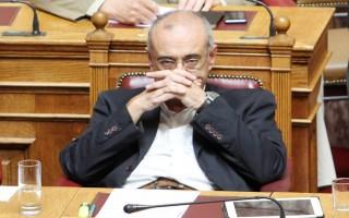Μάρδας: Οι εκλογές δεν είναι απαραίτητες