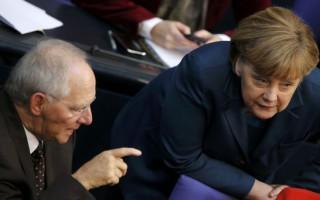 Η διαφωνία Μέρκελ και Σόιμπλε για την Ελλάδα σε ένα νέο ντοκιμαντέρ