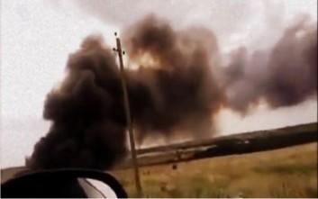 «Από ρωσικό πύραυλο καταρρίφθηκε η πτήση ΜΗ17 πάνω από την Ουκρανία»