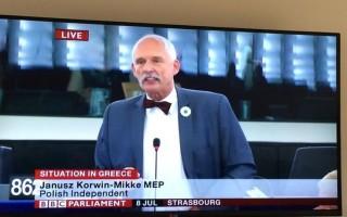 Ο ευρωβουλευτής που πρότεινε έναν Πινοσέτ για την Ελλάδα