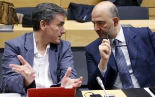 Με τον Μοσκοβισί θα συναντηθούν τη Δευτέρα οι επικεφαλής της ελληνικής οικονομίας