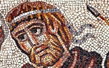 Εντυπωσιακό ψηφιδωτό του Μεγαλέξανδρου ανακαλύφθηκε σε αρχαία συναγωγή