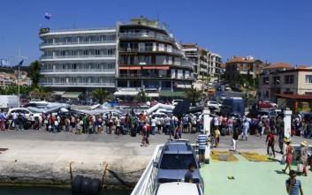 «Να ισχύσει και φέτος η έκδοση βίζας των Τούρκων στα νησιά»