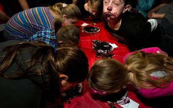 Αηδιαστικές φωτογραφίες από διαγωνισμούς φαγητού