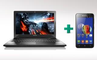Πανίσχυρο laptop με δώρο smartphone αξίας 199 ευρώ