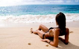 Η δίαιτα της παραλίας
