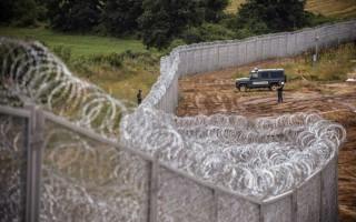Ξεκίνησε η κατασκευή φράχτη στην Ουγγαρία για την εισροή μεταναστών
