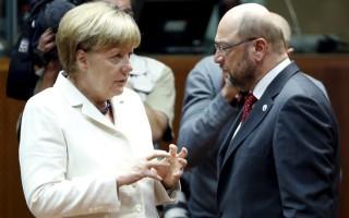 Επίθεση Σουλτς σε Μέρκελ ενόψει εκλογών